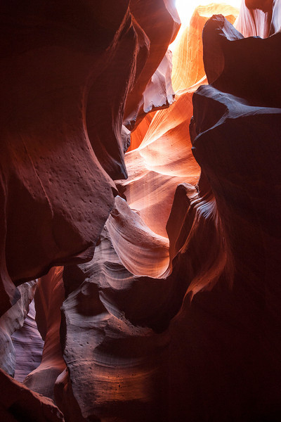 Upper Antelope Canyon-Arizona