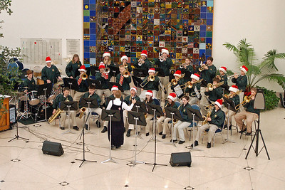 Woodside Jazz Band 2007