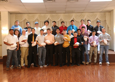 2018-19 DPHS Senior Football Banquet - 1-26-19