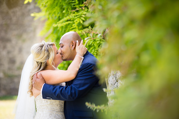 Hayley & Daniel's Wedding - Westenhanger Castle