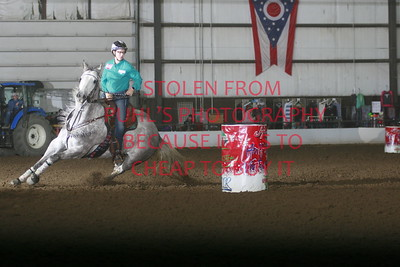 sat OTR futurity 2nd barrel