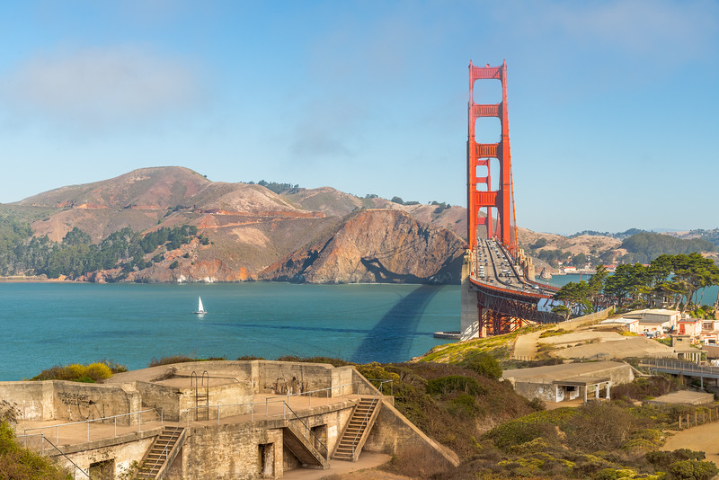 Golden Gate Overlook