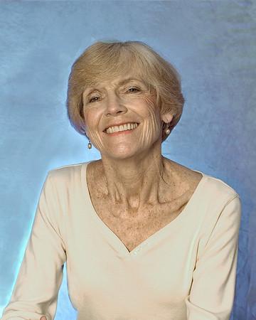 Leslie Holmes  portrait