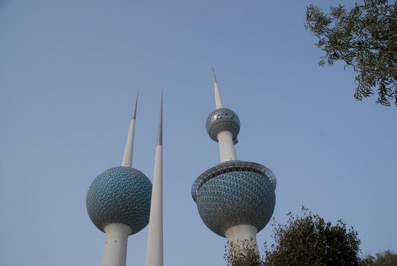 Kuwait Towers 2 - Kuwait City, Kuwait