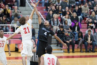 Boys Varsity Basketball at Worthington Christian