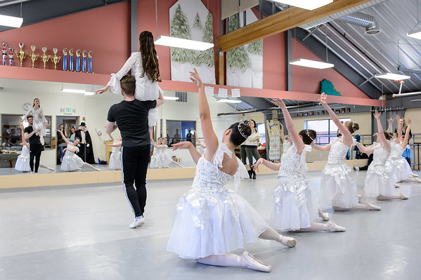 2016 The Nutcracker World Explorer (OPG) - Rehearsal