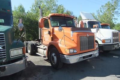 orange truck for Nate from Damper