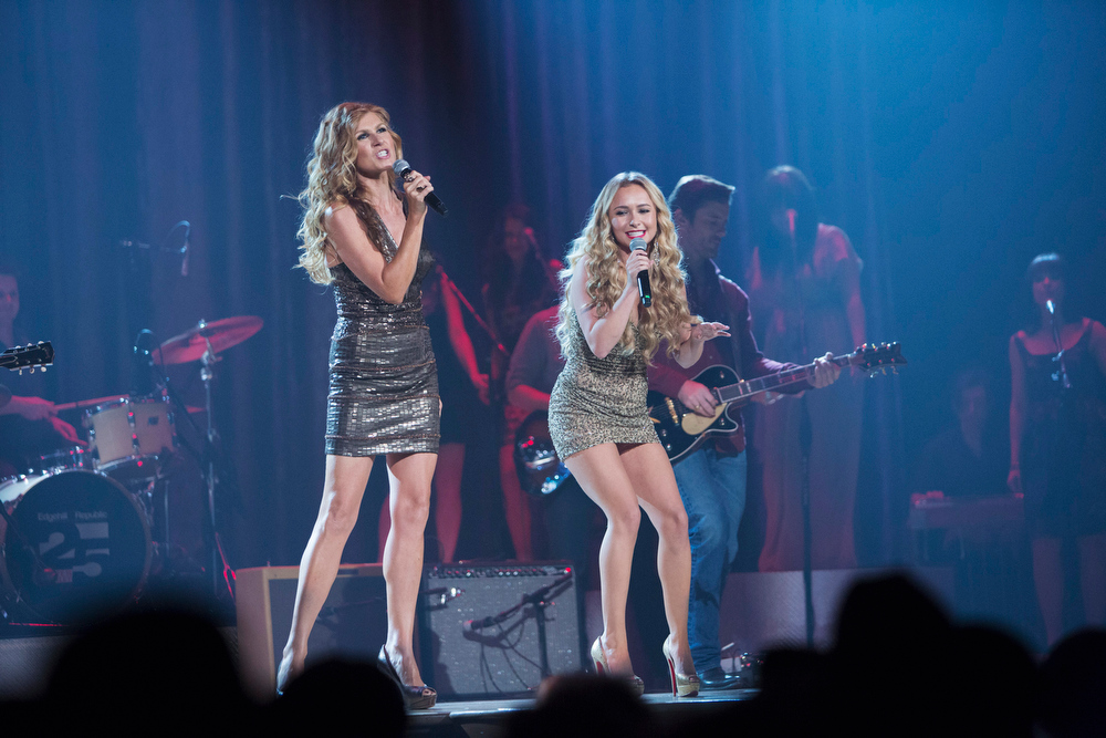. 8. �Nashville� (ABC) � It�s a tad premature to grant Callie Khouri�s hour a slot on the Top 10, but the freshman series has demonstrated great potential. Illustrating powerful romantic tension, dueling egos and the workings of the music business, the central conflict is enacted by the well-cast Connie Britton and Hayden Panettiere. A great start.