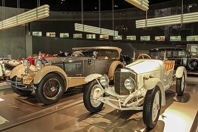 Mercedes Benz Museum Suttgart