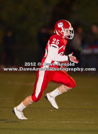 10/12/2012 - Varsity Football - Needham vs Milton
