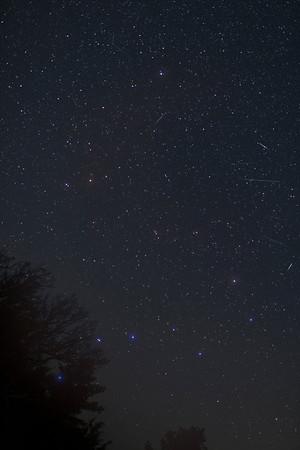 2019/12/22 Ursids - L&A Dark Sky Site