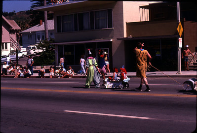 4th July parade 1980