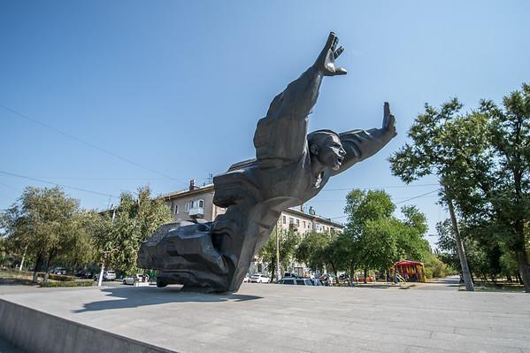 Stalingrad 1942-1943/ Volgograd 2015, Russia