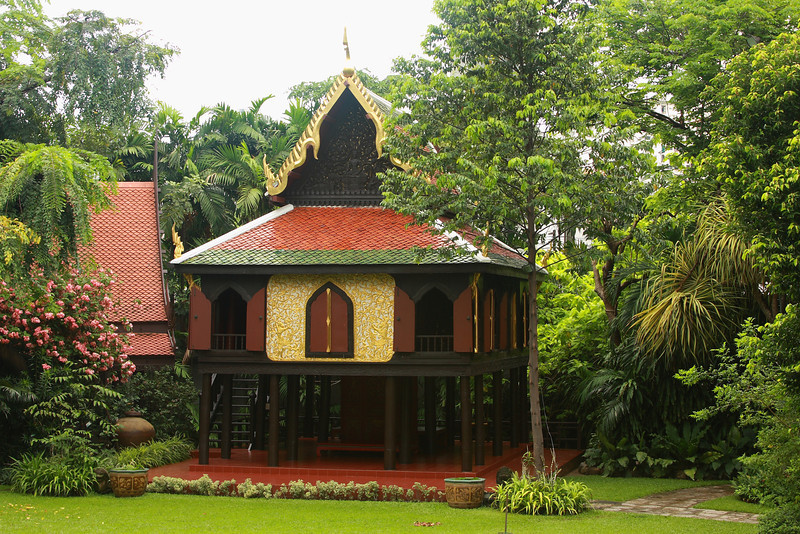 Suan Pakkard Place - A traditional style Thai home, this private residence of prince and princess was converted into a museum in 1952