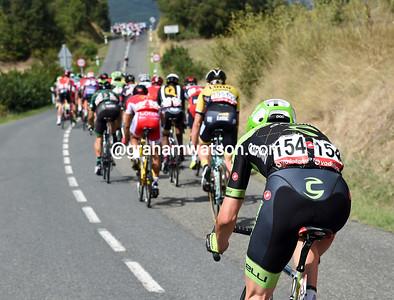 Vuelta a España stage 14: Vitoria > Alto Campoo, 215kms