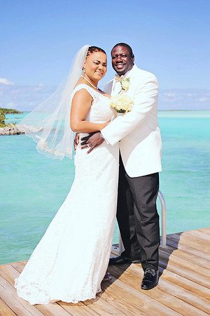 Drex & Nitza | Bahamas Wedding | Great Exuma, Bahamas