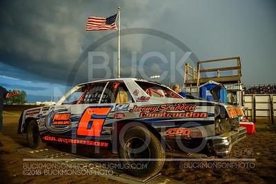 06-17-18 Mason City  Motor Speedway