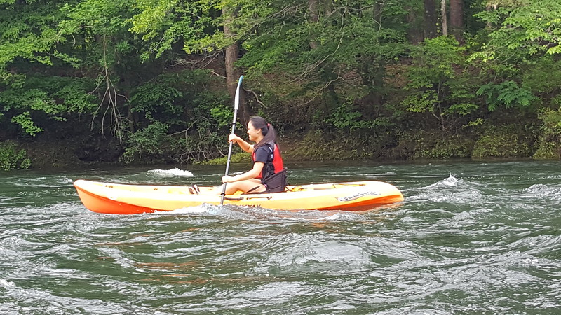 Saluda River - Kayaking Trip - 5-28-2017