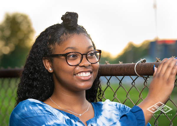 Jaila Parker Senior Portrait