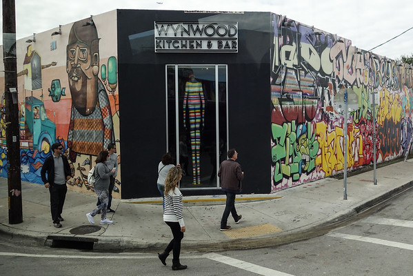 A Culinary Tour of Miami - Wynwood Art District