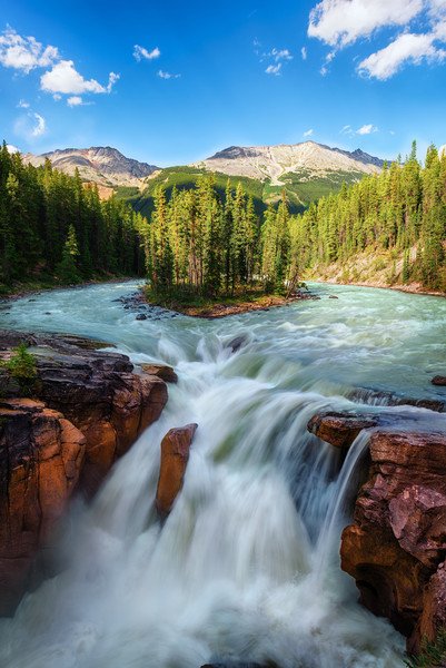 The Mighty Sunwapta Falls.jpg