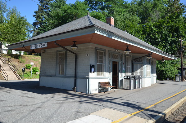 River Edge Train Station