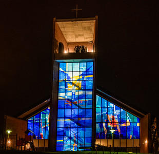 Bryne Church
