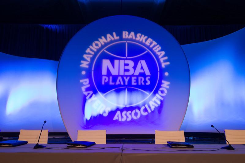 NATIONAL BASKETBALL PLAYERS ASSOCIATION SUMMER MEETING