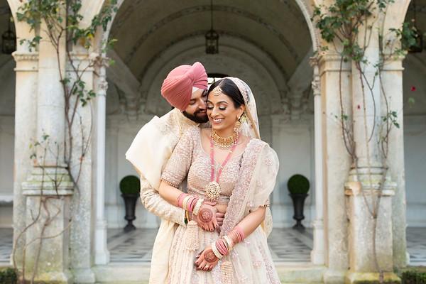 CHANDNI & BHAVAN'S WEDDING
