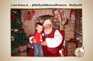 Hollywild Santa Photos - 113019
