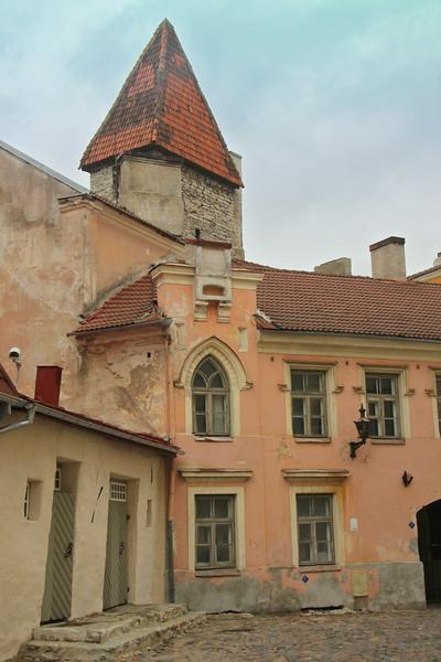 Old Town -Tallinn, Estonia