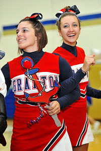 2011 Bay Rivers District  Competition Cheerleading