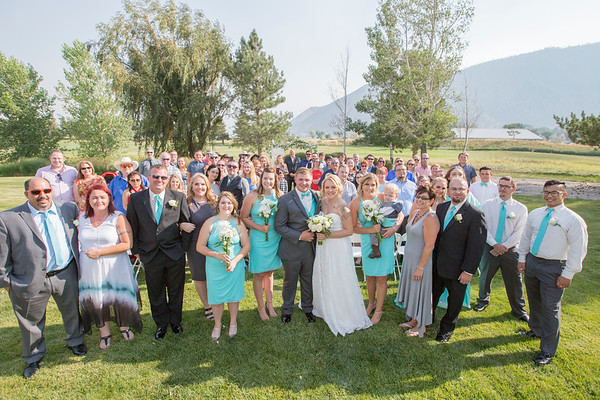 Post Ceremony Formals