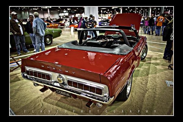 Muscle Cars & Corvette National Show 11/11
