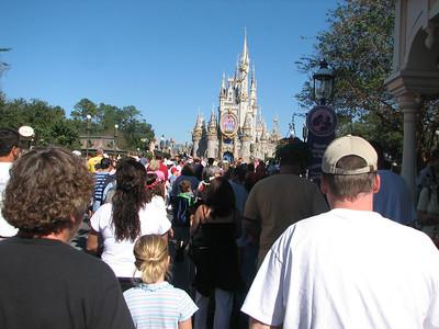 Friday at Disney World