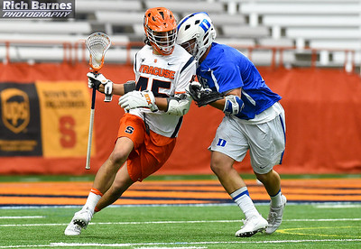 NCAA MLax: Duke at SU; 3/25/17