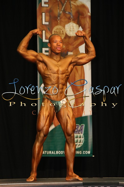 2012 INBA Natural Olympia Friday Finals in Reno, NV