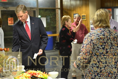 2016-11-1 CUL Humanities Teacher of the Year Lecture Reception