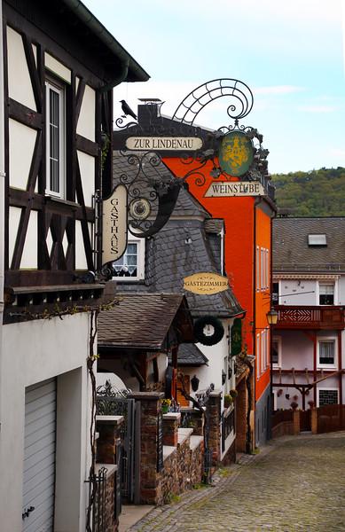 Rüdesheim  & Assmannshausen Germany