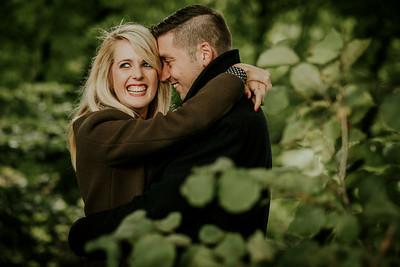 Sarah and Robert - Pre Wedding Shoot