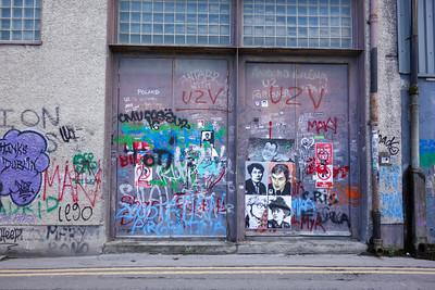 U2 Studio, Hanover Quay, Dublin