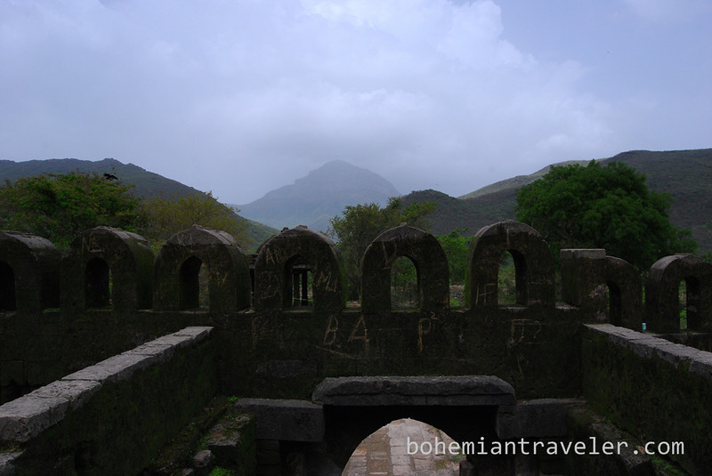 view from Uparkot Fort Junagadh.jpg