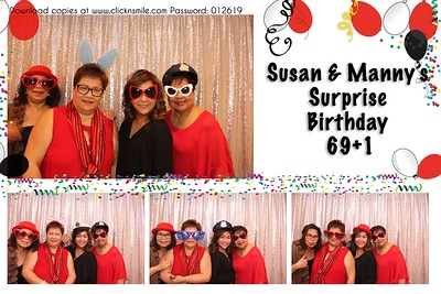 Susan & Manny's Suprise Birthday
