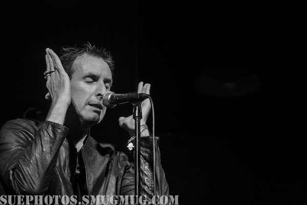 The Fixx at the Iron Horse,  August 2015