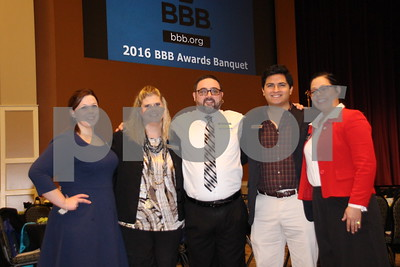 1/26/16 2016 BBB Awards For Excellence Luncheon by Jim Bauer