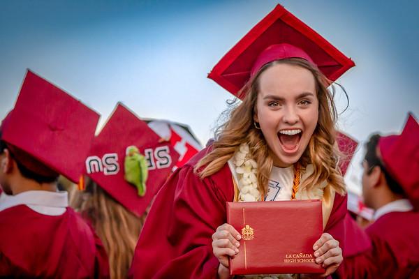 LCHS Graduation - Class of 2018