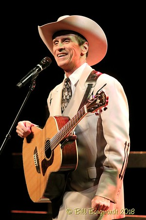 October 30, 2018 - Jason Petty  - Hank Williams - The Lonesome Tour at the Arden Theatre