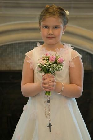 Sophia 1st Communion