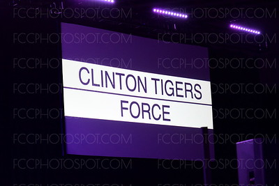 23 Clinton Tigers Force