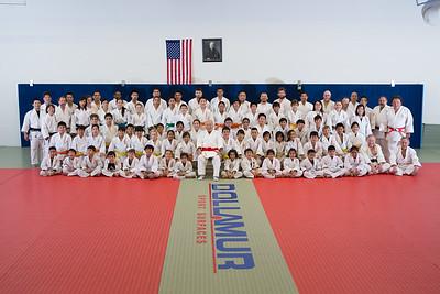 SJB Judo Class 2017